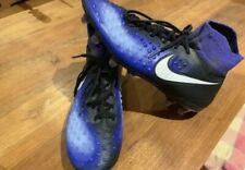 Nike Magista Blue Youth Football Boots, UK Size 5, moulded studs