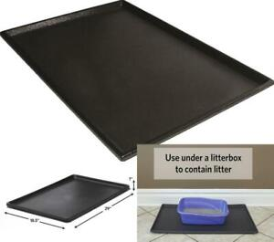 Replacement Pan for Midwest Dog Crate Tray 29 x 19 Pan For Kennel Cage 30in