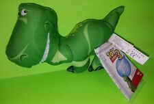 "Disney Toy Story 3 Rex 7"" Talking Plush New"