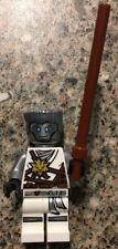 LEGO Ninjago ZANE minifigure Genuine and new. Masters of Spinjitsu