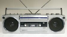 RARE SANYO M7750K MINI BOOMBOX WITH LINE IN - MADE IN JAPAN