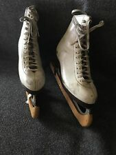 Ice Skates SP Teri Used with Blades Womens Size 4A 60