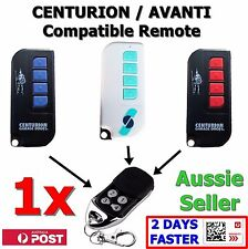1x Avanti/Centurion Garage Door Compatible TX4/MPS/DPS/SDO21/12 Remote T Series