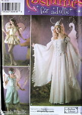Andrea Schewe costume womens Halloween pattern sz 6-12 Good Fairy