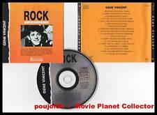 """GENE VINCENT """"Les Génies Du Rock"""" (CD) 18 Titres 1993"""