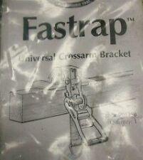 Sherman & Reilly Fastrap Crossarm Bracket Xs-100 Style Stringer Block 701398 New