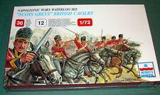 ESCI 1/72 Napoleonic Scots Gray Cavalry MIB