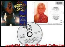 "FRANCE GALL ""1968"" (CD) 1967-2000"