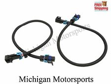 "O2 Oxygen Sensor Extension Wire Harness Pair - 24""  LS1 LS2 LS6 GM 02 Header"