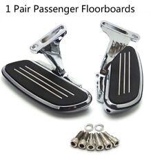 Rear Passenger Foot Pegs Bracket Floor Board for Harley Touring 93-18 Road King