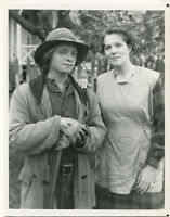 1987 Press Photo Lance Guest and Mario Van Peebles in