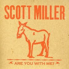 Scott Miller - Are You with Me [New CD] Digipack Packaging