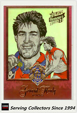 2015 Select AFL Honours S2 Brownlow Sketch Card BSK86 Gerald Healy (Sydney)