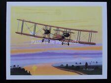 No.6 VICKERS VIMY History of British Aviation - Player/Tom Thumb 1988