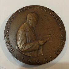 Russian Revolution 1905-1917,Soviet Russia,LENIN,1900 Jubilee Large Bronze Medal