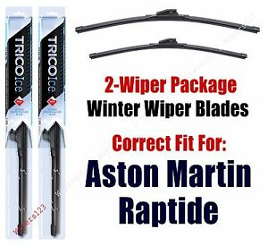 WINTER Wipers 2-pack fits 2012+ Aston Martin Rapide 35260/200