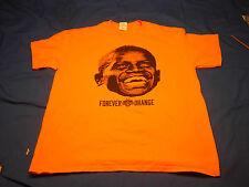 FOREVER HOUSTON DYNAMO ORANGE  Soccer mens t-shirt Size Large
