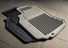 Genuine Infiniti Floor Mats All Weather Beige 999E1JX001BE