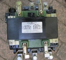 GE NEW Size 5 Contactor CR107G100CAA 120V Coil 300A 600V Open 270A Enclosed NEW