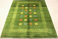 Gabbeh Perser Orient Teppich handgeknüpf Ghashghai Shiraz IRAN 185cm x147cm NEU