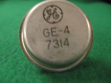 NOS GE4 Transistor crsref :NTE105 ECG105 2n2491  2n174