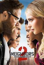 Neighbors 2: Sorority Rising (dvd) FREE FIRST CLASS SHIPPING !!!!!