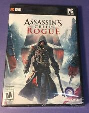Assassin's Creed [ Rogue ] (PC / DVD-ROM) NEW