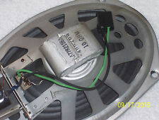 1963,1964,1965,1966,1967 Corvette speaker repair recone  restore free shipping.