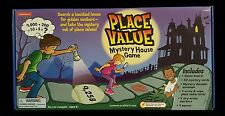 Place Value Mystery House Game by Lakeshore Educational Math All pieces included