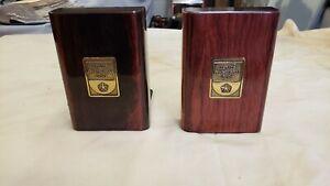 NOS Mopar Service Professionals Guild 1994 Award Bookends