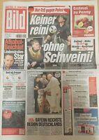 BILD Zeitung 17.06.2016 - DEUTSCHLAND - POLEN 0:0 - Europameisterschaft 2016
