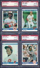 PSA 10 1984 Fleer #44 Tony Perez Philadelphia Phillies GEM MINT ONLY