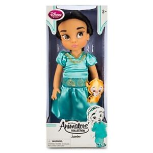 Disney Animators' Collection Princess Jasmine Doll - Alladin - 16'' tall