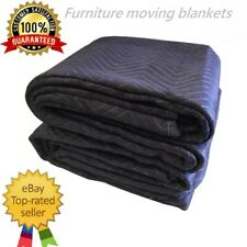 1XHeavy Duty Furniture Protection Moving Blanket Quilted Removalist Pad 1.8X3.4m