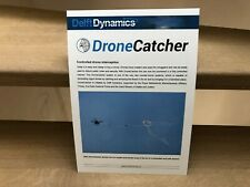 Delft Dynamics DroneCatcher for controlled drone interception system brochure