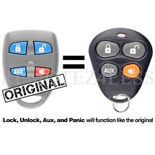 Remote For Automate Aftermarket Keyless Entry Car Key Fob Control EZSDEI476