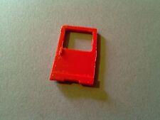 DINKY TOYS 885 : SAVIEM PORTE FER porte gauche rouge / left red cab door