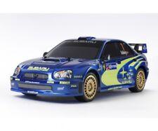 Nouveau Tamiya Subaru Impreza WRC Monte Carlo/'07 clair corps principal seulement 1825483//51289