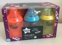 Tommee Tippee Closer To Nature Fiesta Bottles 6 x 260ml