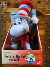 The Cat in the Hat and Gink Dr. Seuss by Mattel