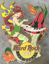 Hard Rock Cafe LAS VEGAS 2004 Sexy FAIRY GIRL PIN Keyboard Mushroom #3of3 #24276