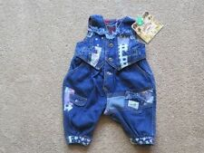 Denim Unisex Pants for Children