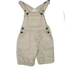 Osh Kosh B'Gosh | Genuine Baby Frog Overalls | Brown (Size: 3M)