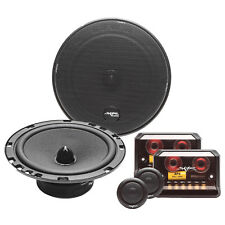 NEW SKAR AUDIO SK65C 6.5-INCH 2-WAY 160 WATT COMPONENT CAR SPEAKER SYSTEM - PAIR