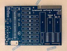 Minstrel PCB - Sinclair ZX80 Clone