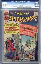Amazing Spider-man #18  CGC 3.0