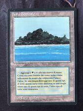 Tropical Island | MtG | FBB Italian | 3rd Edition | Near Mint