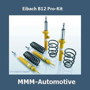 Eibach Bilstein B12 Sportfahrwerk  30/30mm Opel Vectra A 86,87 E90-65-024-01-22