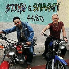 STING & SHAGGY-Sting And Shaggy - 44/876 (Deluxe) CD NEW