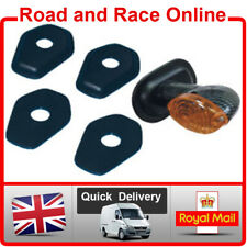 Kawasaki ZX6R-ZX6RR-ZX7R-ZX9R Indicator Spacers Adapters Will Fit Front Or Rear